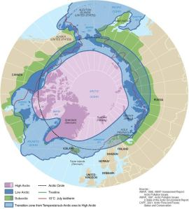 Author credit Philippe Rekacewicz, UNEP/GRID-Arendal; http://maps.grida.no/go/graphic/definitions_of_the_arctic